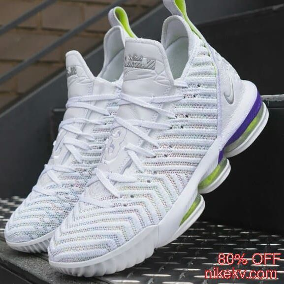 lebron 16 white cement Shop Clothing