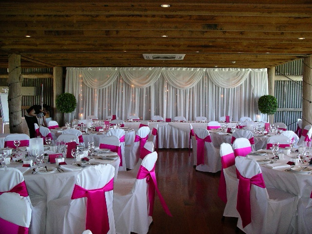 #weddingreception #hotpink