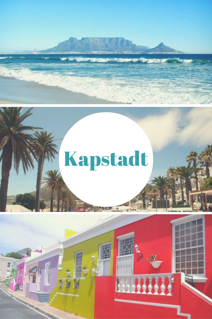 """Andre vom Blog """"Kapstadt entdecken"""" hat rund zwei Jahre in der Stadt gelebt. Erverrät euch seine Geheimtipps für Kapstadt."""