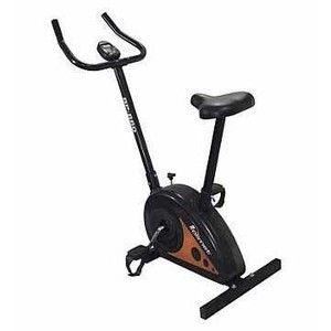Bicicleta Ergométrica Polimet BP - 880 - Preta com 6 funções