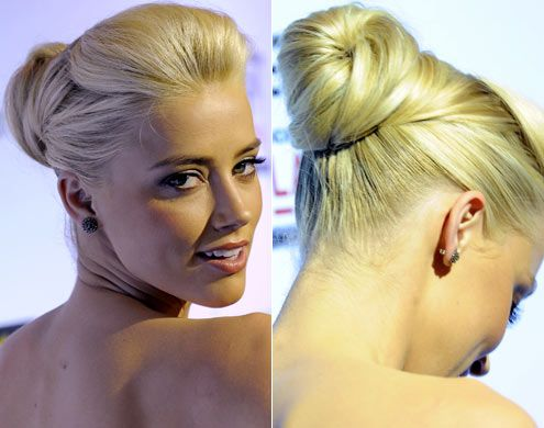 Coque para cabelo longo: Ideas For, Hair Style, Beauty, Wedding Hairstyles, Bride
