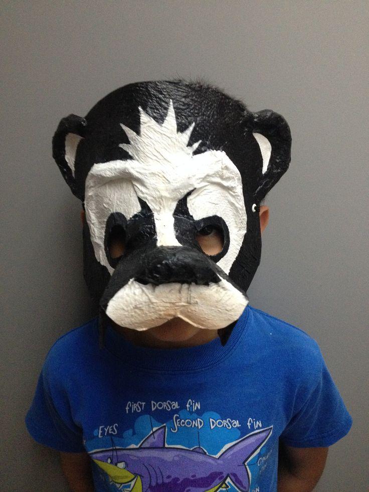 Best 25 Mascara de oso ideas on Pinterest  Mscara de oso Oso