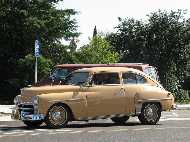 681 best images about dodge and plymouth 1949 1959 on for 1949 plymouth 2 door sedan