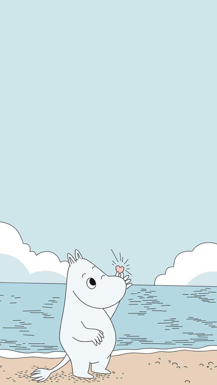 Moomin Wallpaper