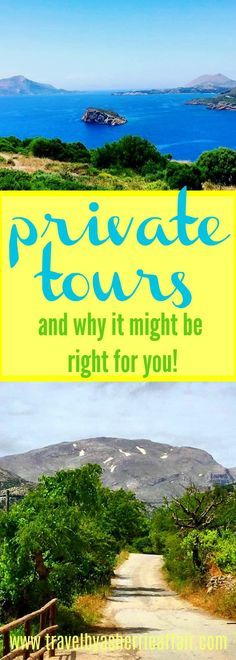 Find out why Private tours when traveling may be for you!  There are benefits to private tours that you may have not though of before.  Whether you are traveling to Europe, Asia, United States or anywhere else in the world there are private tours to make your holiday the best you ever had!