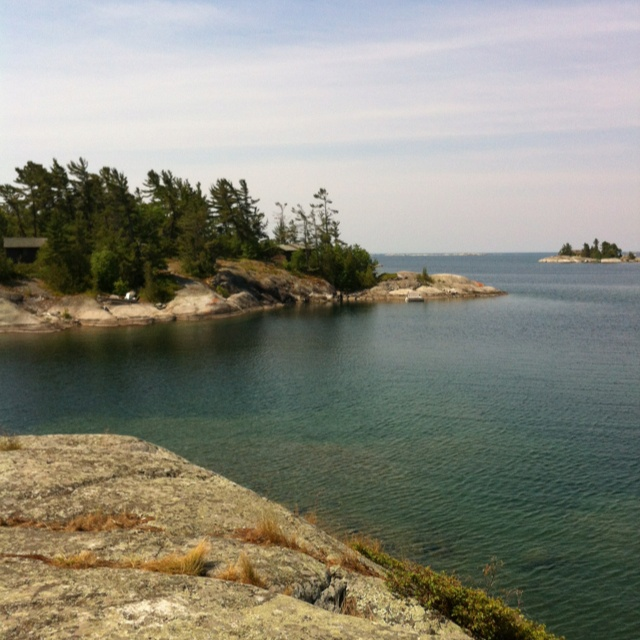 Off Parry Sound, Ontario, Canada