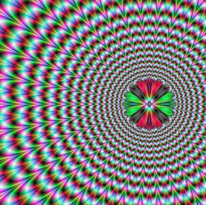 фото машины обман зрения в цвете созданы отличные условия