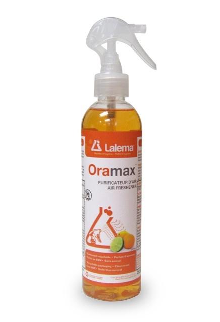 Air Freshener ORAMAX: Orange scent air freshener and deodorizer