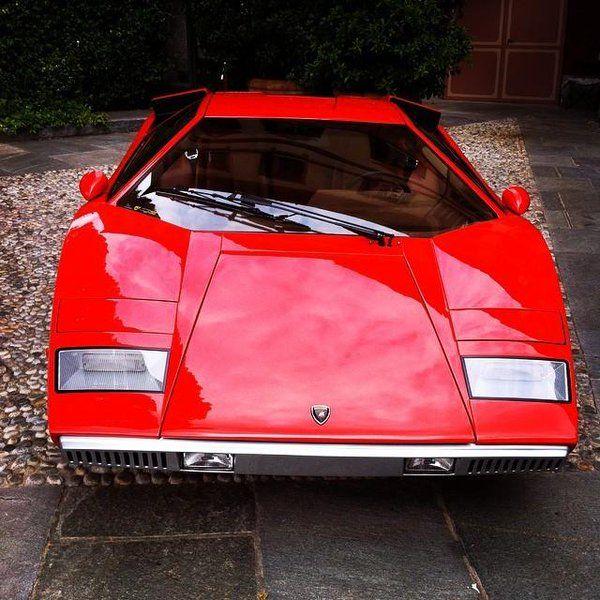 #Lamborghini #Countach. Collegamento permanente dell'immagine integrata