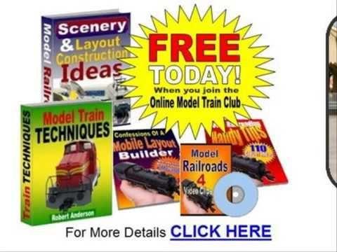 Beginners Guide to Build a Model Train Layout – Helpful Ideas, railroad scenery tip #modeltrainlayoutsideas