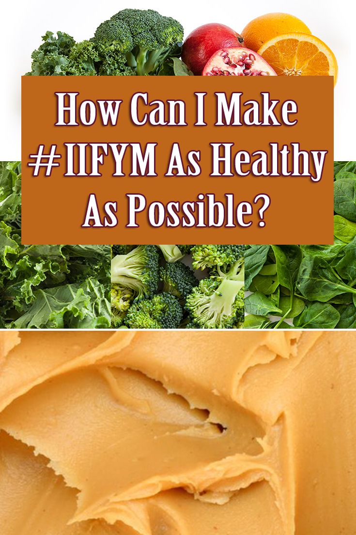 IIFYM y Dieta Flexible [IIFYM and Flexible Diet]