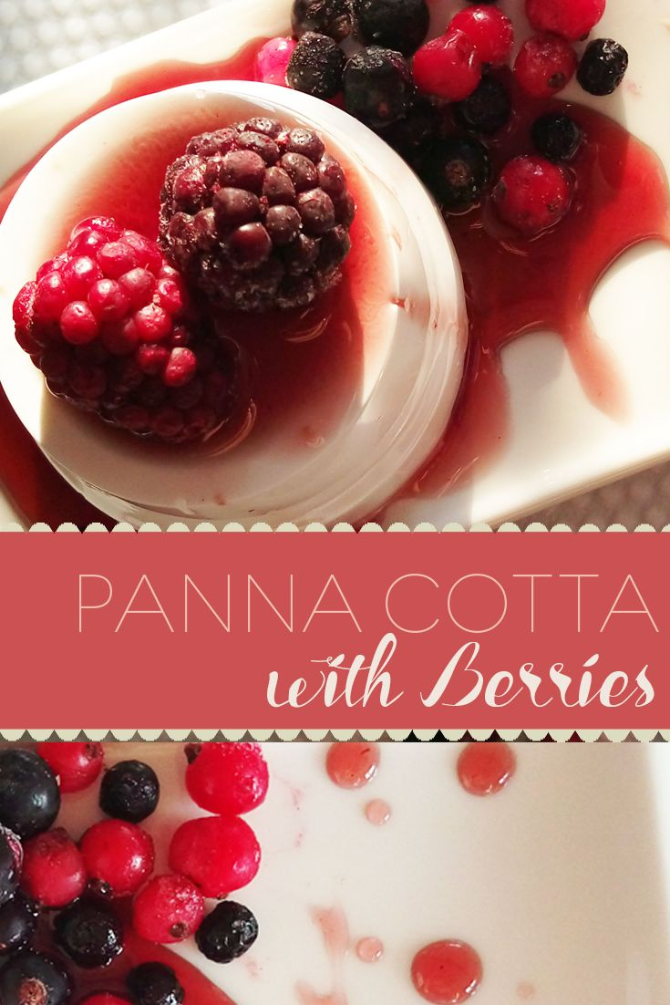 Delicious, fancy light and creamy Panna Cotta is sooo easy to make that even we nailed it. Panna Cotta has this fancy reputation of a high class desert