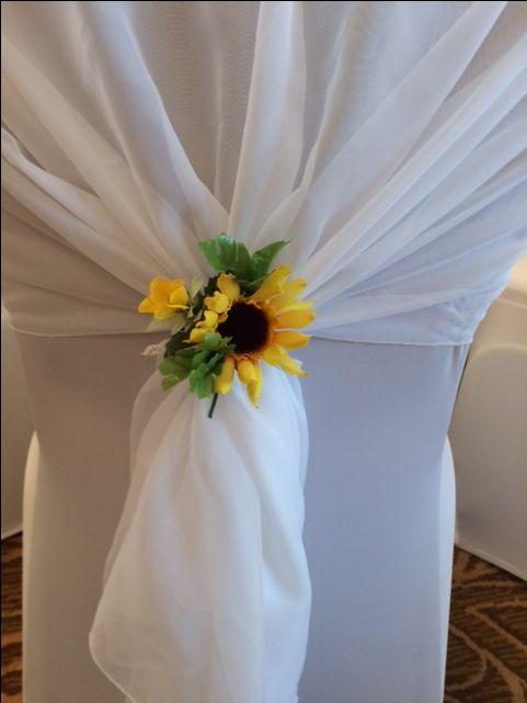 A lovely choice for a summer wedding.