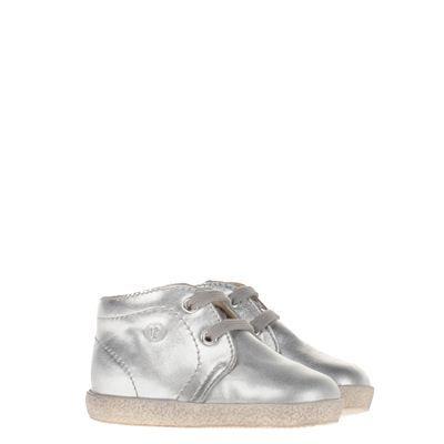 Falcotto by Naturino meisjes babyschoenen zilver 1195