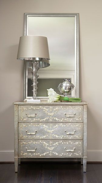 Beautiful chest (Ikea rast hack, I can picture it) This one is obvs not a hack