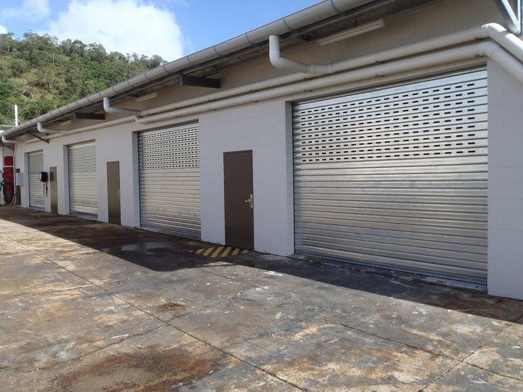 Warehouse Industrial Build - Cairns