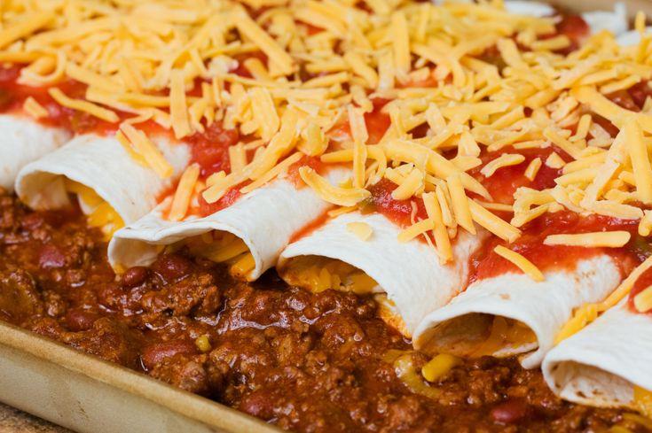 Easy Beef Enchiladas | Skinny Mom | Tips for Moms | Fitness | Food | Fashion | Family