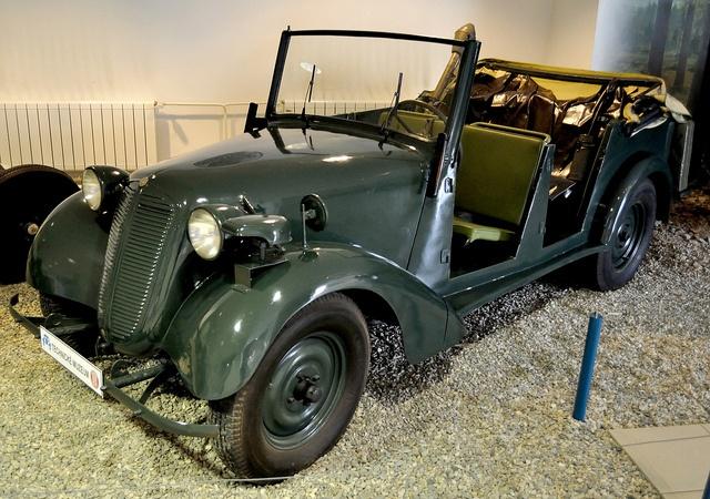 Tatra 57K commando car (1943)