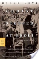 Christ Stopped at Eboli: Christ Stopped at Eboli is a memoir by Carlo Levi, published in 1945, giving an account of his exile from 1935-1936 to Grassano and Aliano, remote towns in southern Italy, in the region of Lucania which is known today as Basilicata