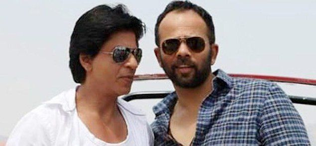 Shah Rukh Khan is one of the finest person I've worked with, says Rohit Shetty…
