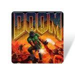 Doom para Retro  el primerísimo de todos, fue lanzado en 1993 para el sistema operativo MS-DOS. Desarrollado por id Software,Género: Shooter Compañía: id Software Nº de jugadores: 1 Lanzamiento: 10/12/1993