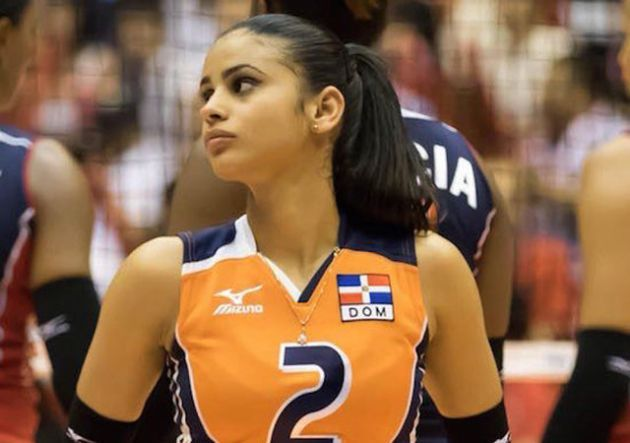 Winifer Fernández, Dominican Volleyball Player