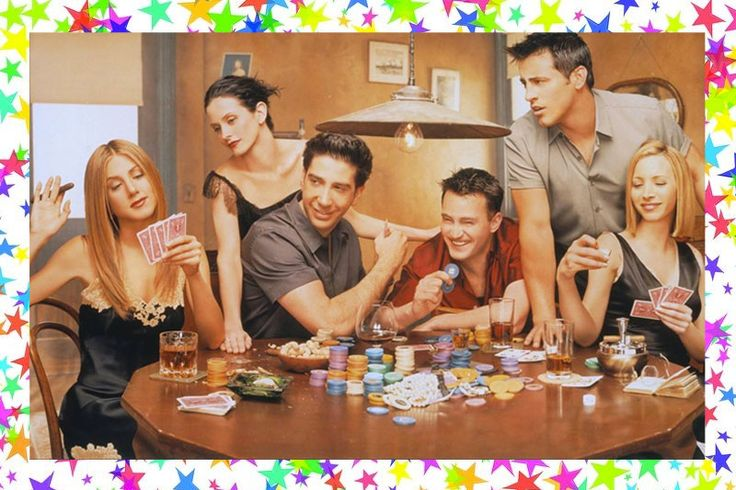 friends drinking game: with your friends with friends