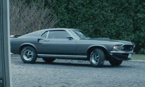 Ford 1969 Mustang Mach1 as seen on John Wick in John Wick | TheTake