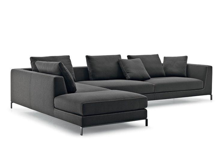 B Amp B Italia Ray Corner Sofa By Antonio Citterio Chaplins