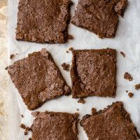 Metabolism Brownies using Pomroy's All Purpose Baking Mix - gooey, fudgy, everything a brownie should be!