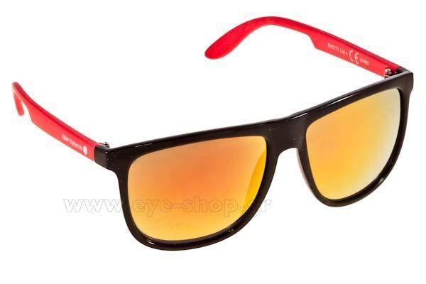Γυαλια Ηλιου  Italian Eyeworks IE2173 Black Red OrangeMirror Τιμή: 69,00 €