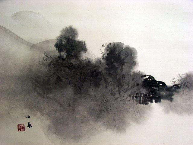 竹内栖鳳 (takeuchi seiho)
