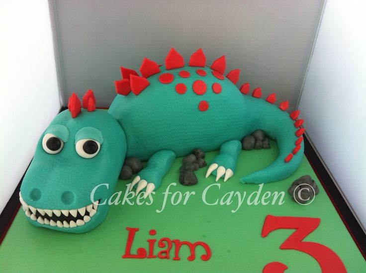 Dinosaur Design For Cake Dmost for