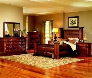 Rustic Pine Bedroom Set : Taft Furniture | Albany U0026 Saratoga