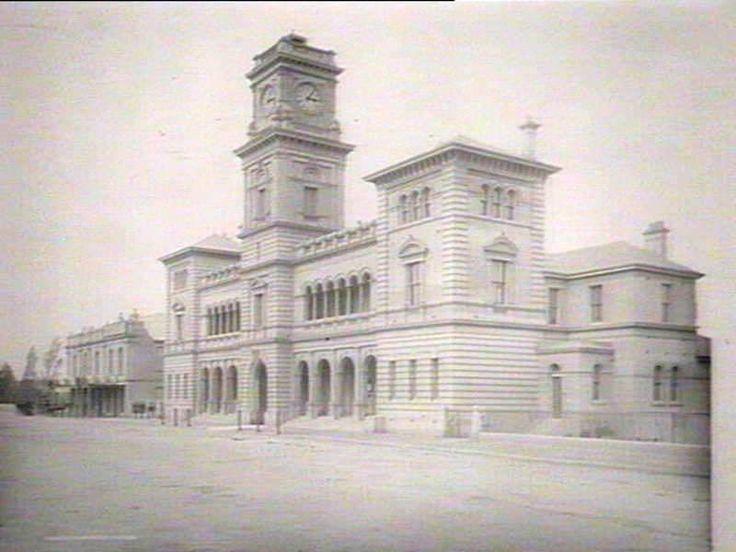 Goulburn Post Office, Auburn Street, Goulburn