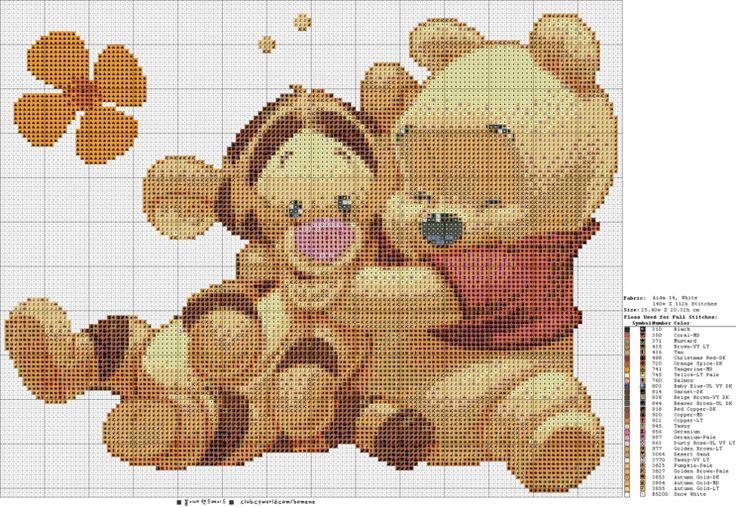 Baby Tigger & Baby Pooh
