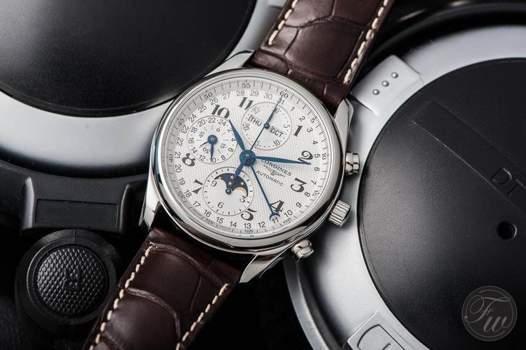Longines Master Collection Moon Phase (~$2000)