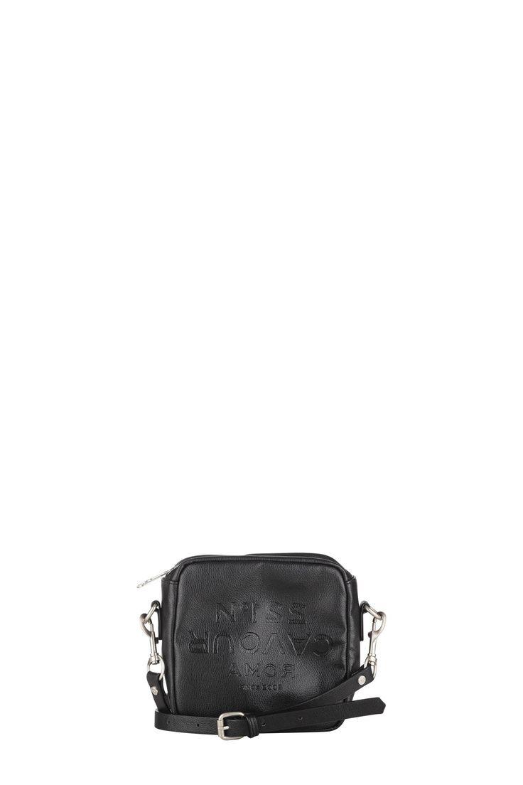 PICO Faux-Leather Party Bag