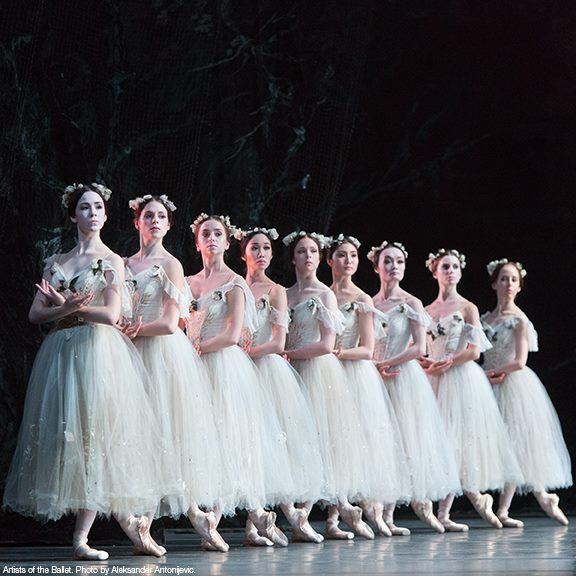 The National Ballet of Canada Corps de ballet: Giselle © AleKsander Anonijevic Ballet Beautiful | ZsaZsa Bellagio - Like No Other