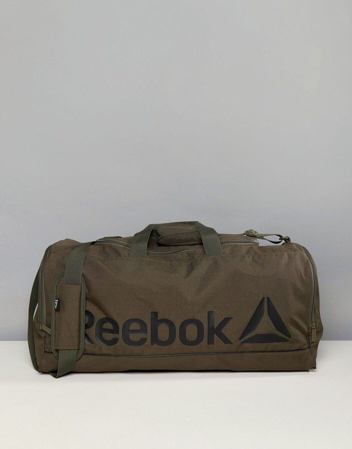 Reebok Training Carryall In Khaki 48d5b16d33032