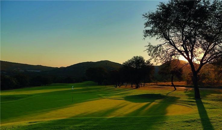 13th hole - Gary Player Golf Course