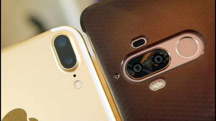 Huawei Mate 9 vs iPhone 7 Plus: Big Phones Dual Cameras (pt.1) Minor correction we swapped the screen sizes in our intro chart. Apologies for the confusion. Two BIG phones and a pair of dual camera sensors. It's time for a showdown between the iPhone 7 Plus and the Huawei Mate 9! Subscribe: http://www.youtube.com/subscription_center?add_user=Pocketnowvideo http://ift.tt/1Qg0hKp About us: Pocketnow has been a key source of mobile technology news and reviews since its establishment in 2000…