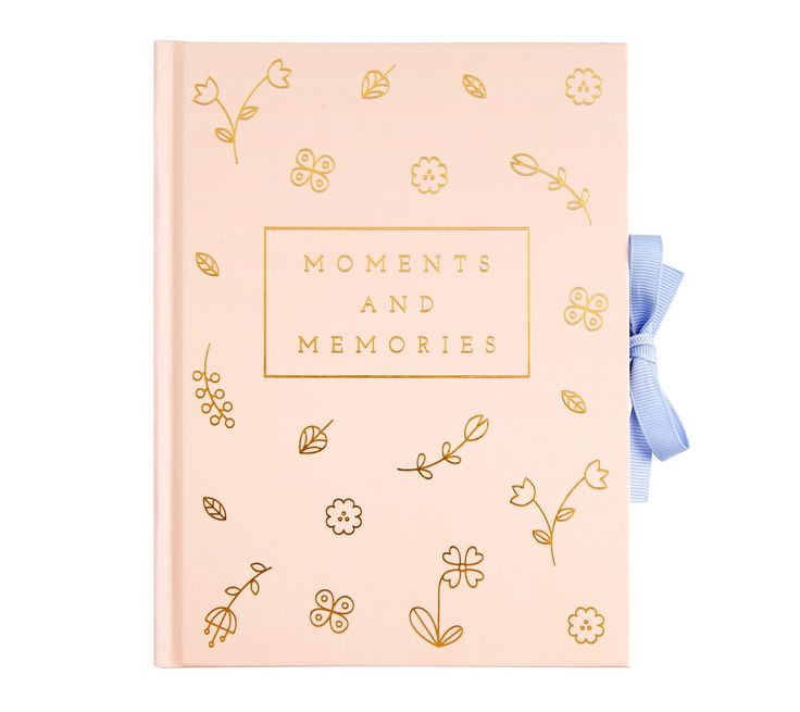 Fill this gorgeous memory book with memories, thoughts and photos and create a gorgeous keepsake for your mum to cherish forever. With prompts and questions to help you write down special thoughts and wishes as well as stickers to decorate, this is a wonderful way to create a completely unique gift for Mother's Day.