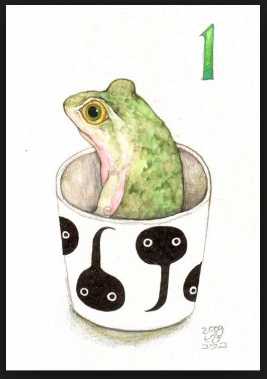 Higuchi Yuko's art-meter page My Facebook page My Twitter page -絵画の販売-