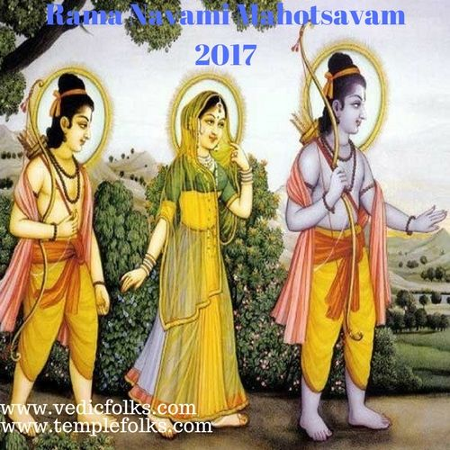 Rama Navami Mahotsavam is helps to removes doshas and negative influences of planets in a horoscope.The ritual mitigates problems and heralds prosperity and success.