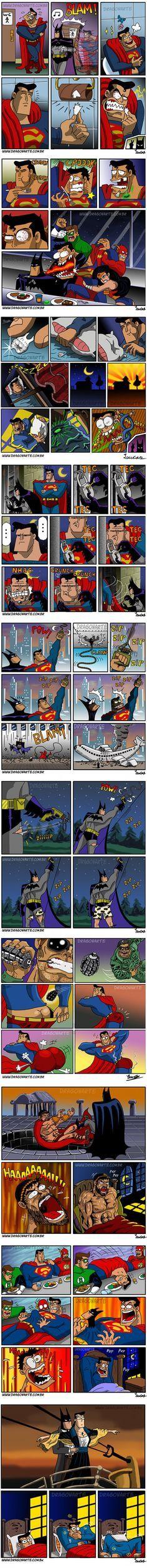 Batman & Superman Love it? Follow us for more fandom pins!
