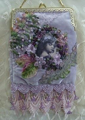 Vintage purse. Beautiful!