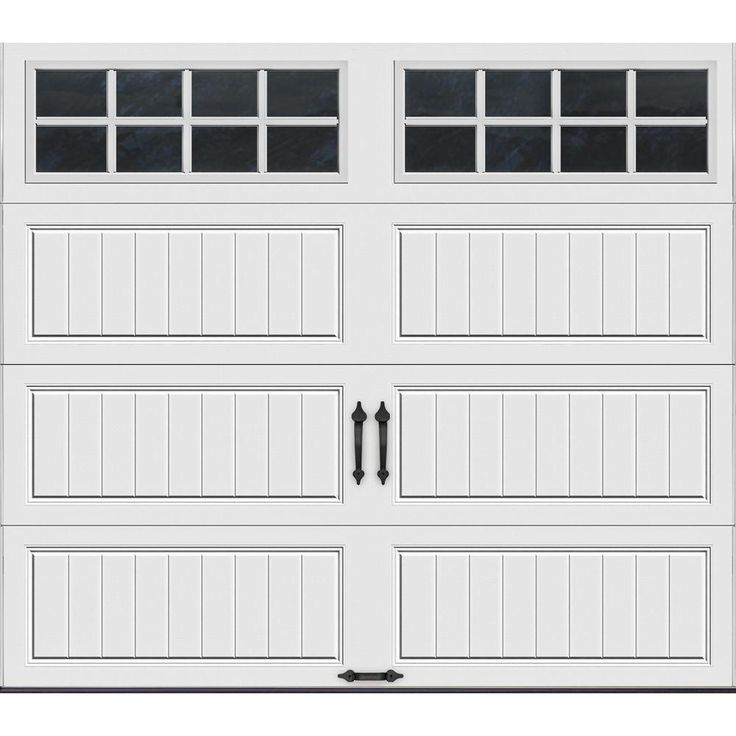 Mobile Garage Doors White Garage Doors Garage Door Styles