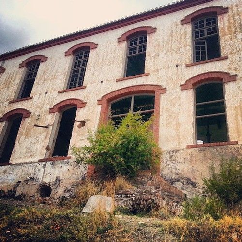 It's majestic » #torrox #instamood #instaphoto #tourist #urbanexploration #abandoned #factory