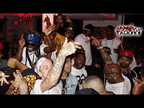 Rich Gang Album Release Party (Birdman, Lil Wayne, Juvenile) Rich Gang Album out http://youtu.be/hxiO2nyy08g  https://itunes.apple.com/us/album/rich-gang-deluxe-version/id674764875 … @Jacklyn Shelton @john @Live Nation @Tsinga Rach @BIRDMAN5STAR @CortezBryant @Ursula Gross